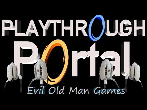 Xxx Mp4 Portal Play Through Levels 1 18 Complete Walk Through There Is Always Cake 3gp Sex