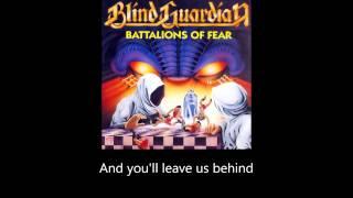 Blind Guardian - Majesty (Lyrics)