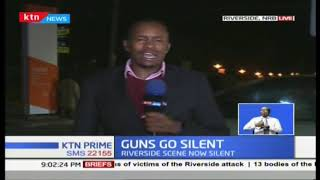 Guns go silent: Siege ends will all terrorists dead, phase 2 of operation kicks off