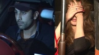 Ranbir Kapoor Caught by Police at Rave Party