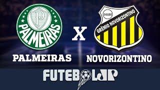 Palmeiras x Novorizontino | Campeonato Paulista  - 26/03/19