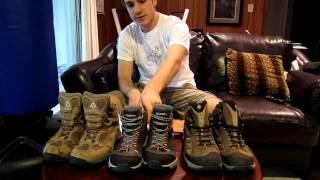 All About Hiking Boots: Fitting, Features, and Buying Tips