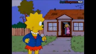The Simpsons - The Crazy Cat Lady