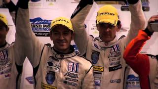 Baltimore - Top 5 - ALMS - Tequila Patron - ESPN - Racing - Sports Cars