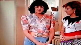 الفيلم النادر- الطعنه - معالي زايد   و يوسف شعبان  .1987-الجزء 2