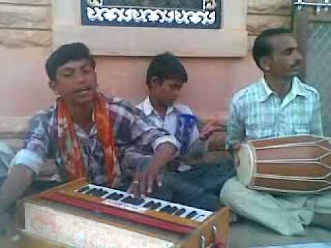 Beautiful Marwari dholi song