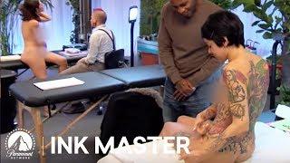 Ink Master Season 4, Episode 4: Nude and Tattooed Flash Challenge