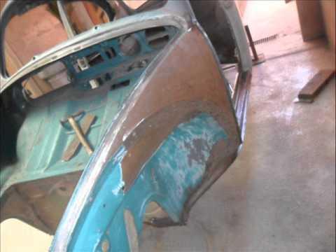 Restauração do fusca 73 do Raimundão