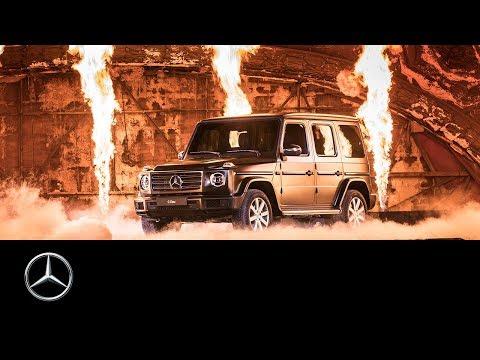 Xxx Mp4 Mercedes Benz G Class World Premiere At The Detroit Auto Show NAIAS 2018 3gp Sex