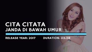 Cita Citata - Janda Di Bawah Umur (Karaoke Version)