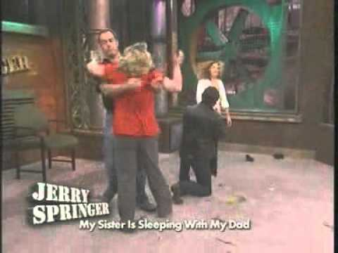My Sister Is Sleeping With My Dad (The Jerry Springer Show)