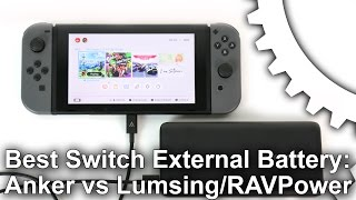 Triple Your Switch Battery Life: The Best Portable Chargers Tested!