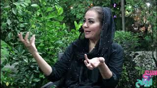 #سبع_ارواح_الحلقة_الاخيرة| النجمة الكبيرة ليلى محمد بحوار جريئ جدا