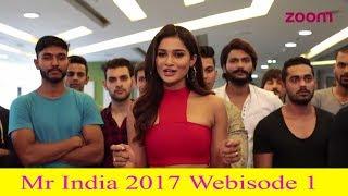 Peter England Mr India 2017 Webisode 1