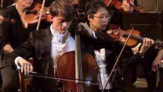 Elgar Cello Concerto E-Minor  Benedict Kloeckner