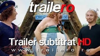 Astérix and Obélix: God Save Britannia - teaser subtitrat în limba română