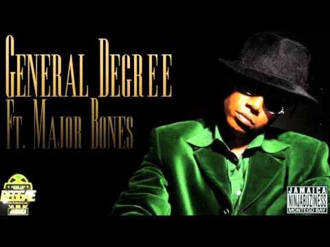 General Degree Ft Major Bones - Reggae Rub-A-Dub Rock {JAMMY'$} (Sleng Teng Riddim)