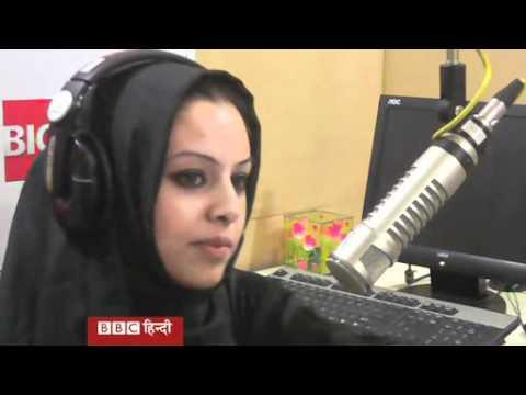 Indian Kashmir's new voice RJ Vafa aka RJ Haya