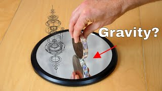 Gravity-Defying Coin Takes 2 Minutes to Tip Over—Euler