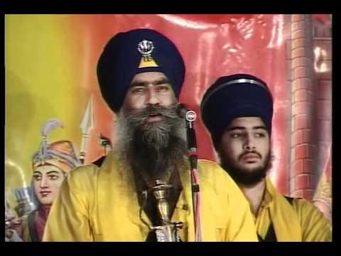 Sant Samagam Kishan Pura Bhai Mahal Singh Ji Kawishri Jatha 19 Dec 2011.flv