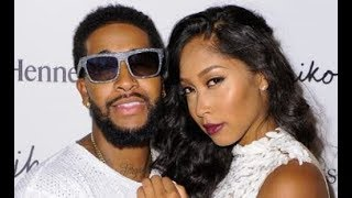 Omarion ATTACKS Apryl Jones and boy did she have a surprise for HIM up her sleeve