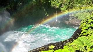White Noise : Relaxing Waterfall Sounds - 8 hours