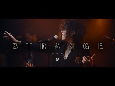 LP Strange A Night at The McKittrick Hotel