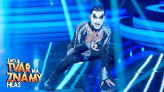 Petr Vondráček jako Robbie Williams –
