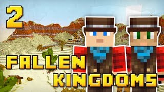 Embuscade au Nether | FALLEN KINGDOMS : FAR WEST #02