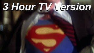 Superman Shirt Rip & Saves Lois first time | Superman