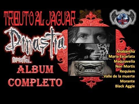 Dinastia Inmortal Tributo al Jaguar Vol 1. Álbum completo Extra