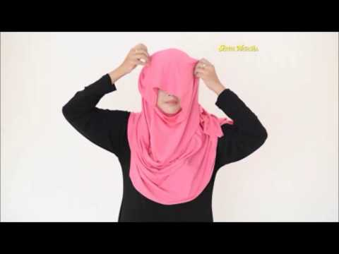 Xxx Mp4 Tutorial Cara Pakai Tudung Instant 2 Muka 2 Loops Hijab 2015 Cotton 3gp Sex