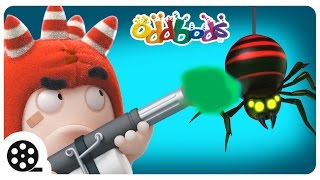 Oddbods | Insect Invasion | Funny Cartoons For Children