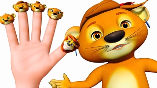 Lion Finger Family And Many More | Finger Family Songs| Nursery Rhymes Collection