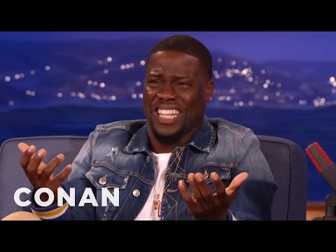 """Kevin Hart Will Ferrell Is """"Cheap As Hell CONAN on TBS"""