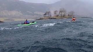 3 Star Sea Kayak Training in Scotland