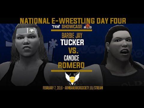 Xxx Mp4 National E Wrestling Day 4 TCW Showcase Barbie Jay Tucker Vs Candice Romero 3gp Sex