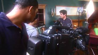 Columbia College Hollywood: Filmmaking Student Jerry Frank