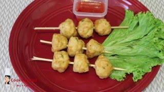 CP Chicken Balls ||CP style chicken ball recipe||bangladeshi CP chicken ball