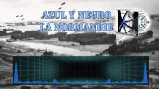 AZUL Y NEGRO - LA NORMANDIE