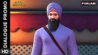 Banda Singh stands up to Wazir Khan's threat | Promo | Chaar Sahibzaade: Rise of Banda Singh Bahadur