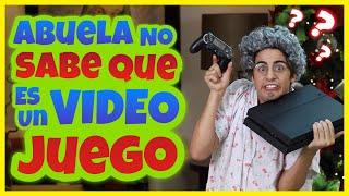 Daniel El Travieso - Abuela No Sabe Que Es Un Video Juego!