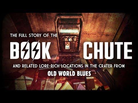 Xxx Mp4 Old World Blues 11 The Book Chute Plus Lore Rich Locations In Big MT 3gp Sex