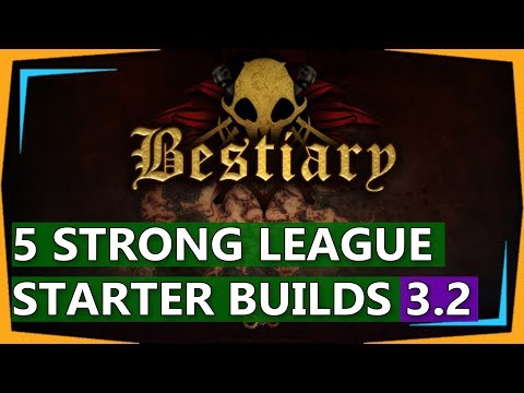 Xxx Mp4 PoE 3 2 Builds 5 Awesome Bestiary League Starter Build Guides 2018 3gp Sex