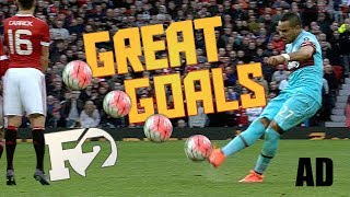 OUR FAVOURITE FREEKICKS (MATCH FOOTAGE)