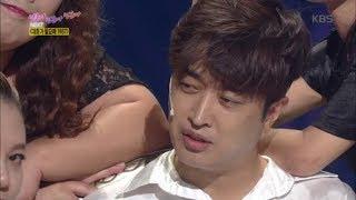 """개그콘서트 - '명훈아 명훈아 명훈아' 정명훈, """"이 여자 백키로다?"""".20170806"""