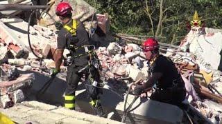 Terremoto in Centro Italia, si cerca ancora il profugo afgano