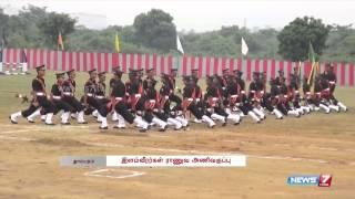 Interesting Army camp in Parangi Malai | Tamil Nadu | News7 Tamil