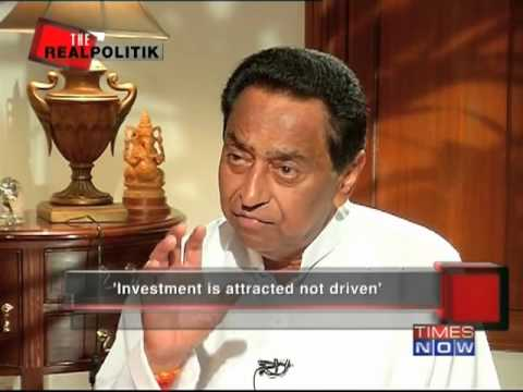 The Real Politik -  Kamal Nath - Full Episode