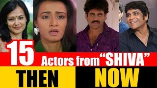 """15 Bollywood Actors from """"Shiva"""" 1990 